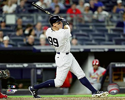 Aaron Judge New York Yankees 2017 Action Photo (Size: 8