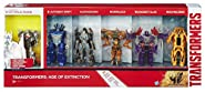 Transformers 4 Age of Extinction Exclusive Action Figure 6-Pack Optimus, Drift, Lockdown, Grimlock, Slug & Bumblebee