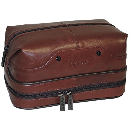 veneto-satin-cowhide-multi-pocket-travel-kit-with-double-zip-bottom-and-wide-mouth-framed-opening