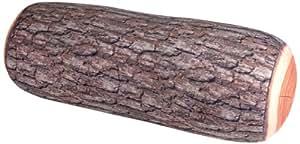 Kikkerland Log Micro Bead Head Cushion