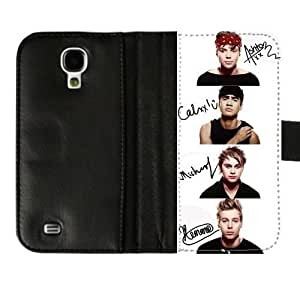 Generic Custom Unique Australia Band 5 Seconds of Summer-5SOS Case Cover for SamSungGalaxyS4 I9500