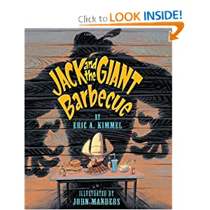Jack and the Giant Barbecue John Manders