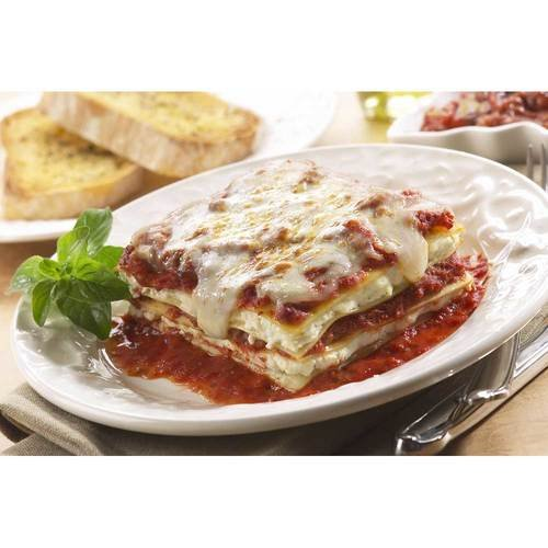 Rosina Food Sheet Wavy Lasagna Pasta, 5 Ounce -- 32 per case.