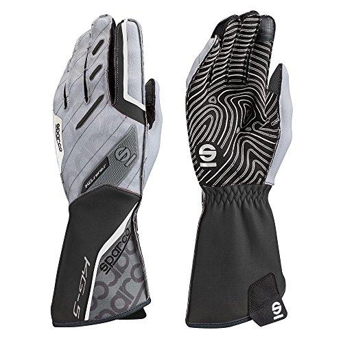 Sparco Motion KG-5 Karting Gloves 002552 (Size: 10, Black) ()