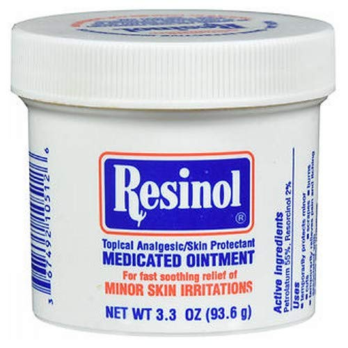 Resinol Medicated Ointment 3.30 oz (Pack of 2)