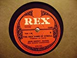 Red Hand Of O'Neill/Clare's Dragoons 78 RPM