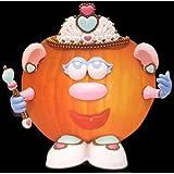 Mr. Potato Head Princess / Queen Pumpkin Push Ins