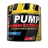 Promera Health Pump Extreme Diet Supplement, Blue Raspberry, 4.97 Ounce