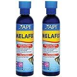 API Melafix Antibacterial Fish Remedy- 16 fl. oz. (2 pack)