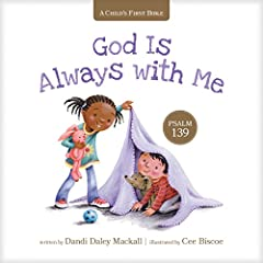 God goes everywhere I could ever go!And I'll tell you why . . . 'cause he loves me so!Dandi Daley Mackall retells Psalm 139 using language kids can understand and memorable, fun rhymes to help children meet God in a new and profound way and g...