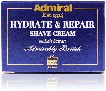 Admiral Hydrate and Repair - Crema de afeitado con extracto de ...