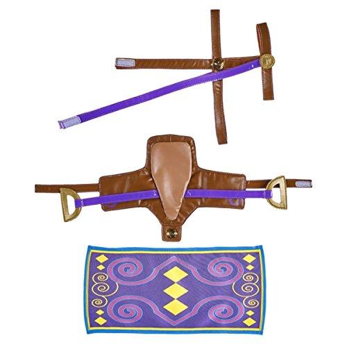 p Horses & Hearts Riding Club Purple Arabian Saddle, Bridle & Blanket Set (Saddle Bridle)