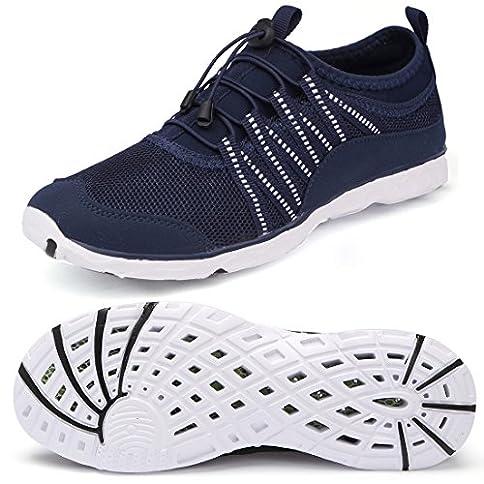 - 51 tgaujGcL - Alibress Men's Water Shoes Lightweight Quick Dry Aqua Beach Shoes