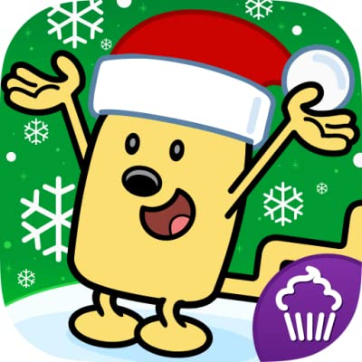 Wubbzy's -The Night Before Christmas