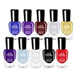 Oulisl Honey Abitzon New Nail Polish Set