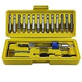 Xiton 20pcs/set Multifunction Drill Bits Driver