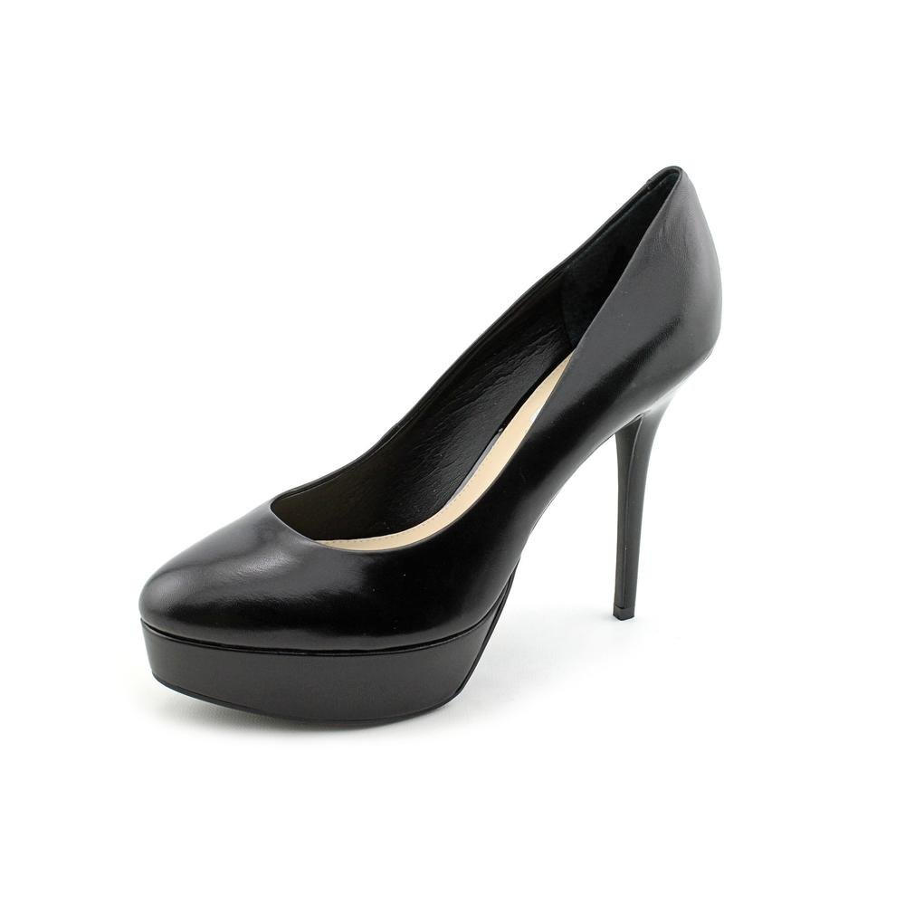 Black Leather GUESS Shoes Elsea 3