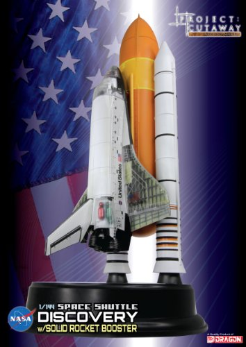 Boosters Space Shuttle (Dragon Models Space Shuttle