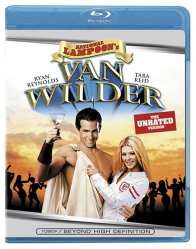 National Lampoon's Van Wilder (Unrated) [Blu-ray]
