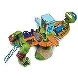 Teenage Mutant Ninja Turtles Mutations Giant Leo Playset by Turtles