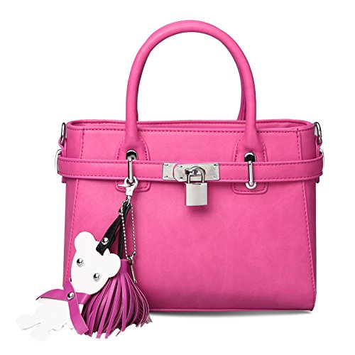 Fashionpifa Luxury Pu Leather Bags For Women Tote Bags Angxunc906