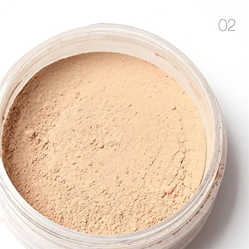 PEATAO Shine Free Oil Control Loose Powder Loose Face Powder
