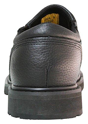 Cactus Homme 4 Leather Mark Semelle Extérieure Antidérapante Testée Ii 4700 Noir