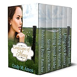 Landscapes of Mercy by [Amos, Cindy M.]