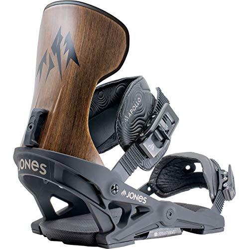 Jones Apollo Snowboard Bindings 2020 Black M