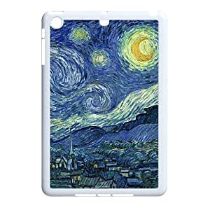 GGMMXO Oil painting Shell Phone Case For iPad Mini [Pattern-1]