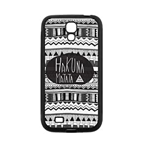 Custom Aztec Tribal Back Cover Case for SamSung Galaxy S4 I9500 JNS4-303