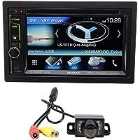 Kenwood DNX573S 6.2 Car Navigation GPS DVD Bluetooth Player Receiver+Camera