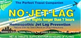 CAN YOU AFFORD JET LAG?  NASA estimates that you'll need one day for every one-hour time zone crossed to get back to your normal rhythm and energy levels. So a five-hour time difference means that you'll need five days to get back to normal. The time...