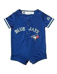 Toronto Blue Jays Newborn Cool Base Alternate Jersey Romper