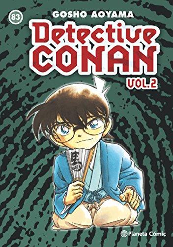 Descargar Libro Detective Conan Ii Nº 83 Gosho Aoyama
