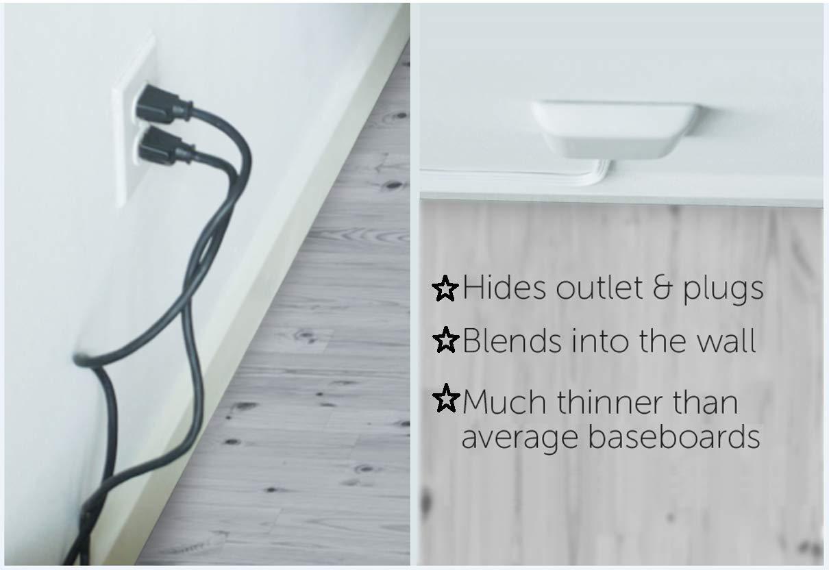 Amazon.com: Enchufe elegante – decoración del hogar ...