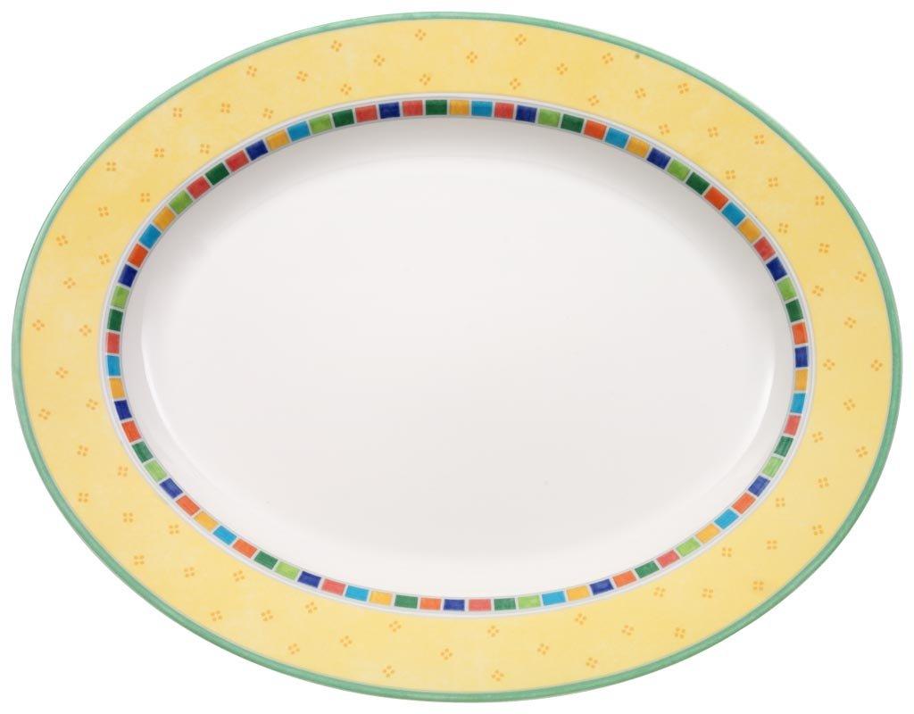 Villeroy & Boch 1013602940 Serving Platter, Mosaic
