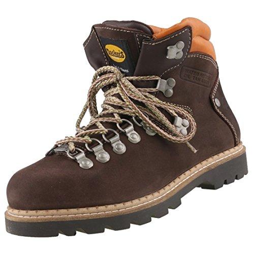 Dockers by Gerli Damen Bergsteiger Wanderstiefel verschiedene Farben, Schuhgröße:EUR 38;Farbe:Brauntöne