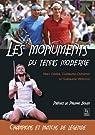 Les monuments du tennis moderne - champions et matchs de légendes par Sutton