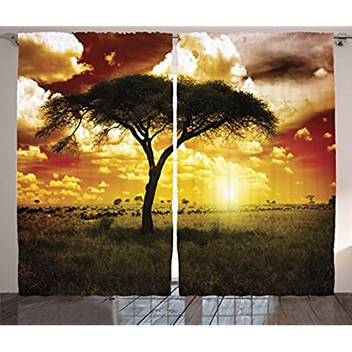 African Design Living Room Curtains Amazonrhamazon: African Curtains For Living Room At Home Improvement Advice