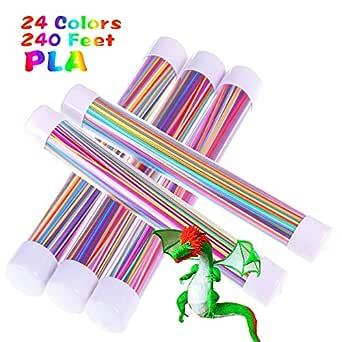 amazon com 3d pen filament refills high precision 3d