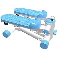 JUFIT 居康 JFF001S6型 液压踏步机 静音时尚多功能左右摇摆踏步机瘦腿器瘦腰机 迷你踏步机减肥运动机 带计数显示器送拉绳
