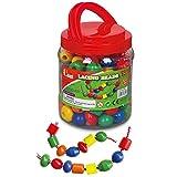 Viga Lacing Beads Jumbo Tub by Viga