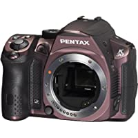 Pentax K-30 16 MP CMOS Digital SLR Silky Bordeaux [Camera]