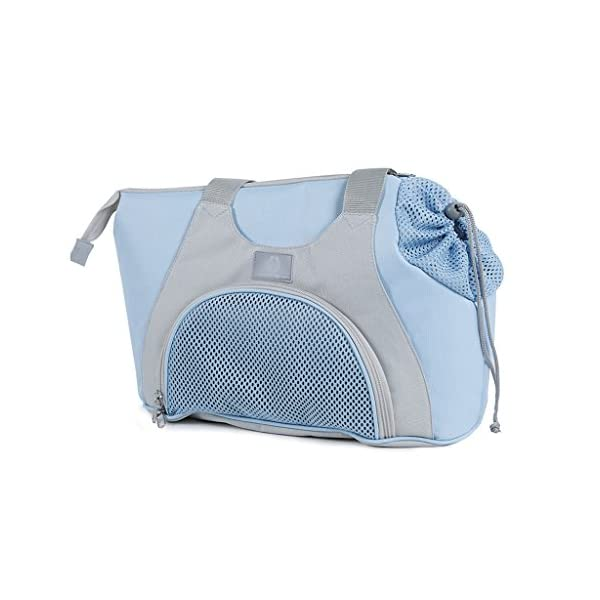 YD Pet Travel Carrier Cat Bag Dog Bag Dog Backpack Cat Cage Pet Outing Package Outgoing Portable Dog Bag Outdoor Pet… Click on image for further info.