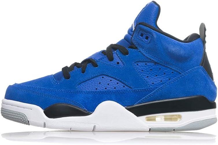 Jordan Las Zapatillas de Baloncesto Nike Hijo Bajos 8 de EE.UU ...