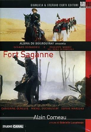 Fort Saganne: Amazon co uk: Philippe Noiret, Gerard