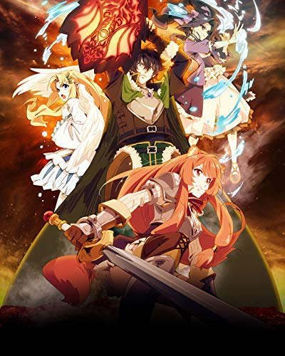 SUPERIOR POSTER - Shield Hero - Anime Manga Art Wall Print - TV Show Japanese High Quality - 16x20 Inches