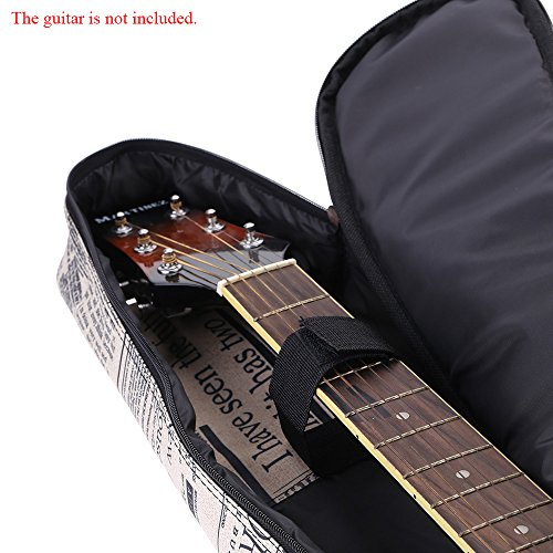 600D-Water-Resistant-Oxford-Cloth-Newspaper-Style-Double-Stitched-Padded-Straps-Gig-Bag-Guitar-Carrying-Case-for-41Inchs-Acoustic-Classic-Folk-Guitar