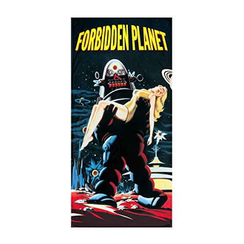 Factory Entertainment Forbidden Planet Towel                ()
